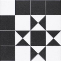 Bristol black & White pattern