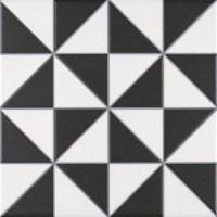 Oxford black & white pattern