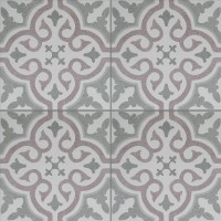 Brialto rose continuous pattern