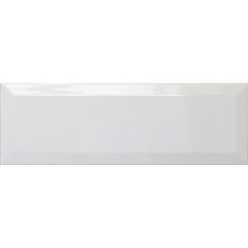Bevelled edge blanco