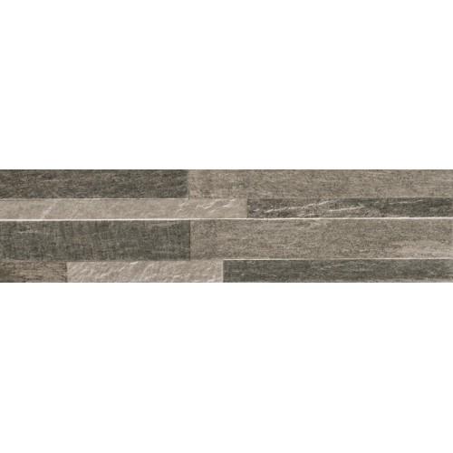 Quartz grey antracite 3D split faced
