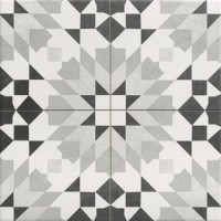 Maroc grey continuous scored pattern