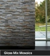 Glass Mix Mosaics