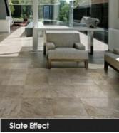 Slate effect