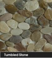 Tumbled Stone mosaics