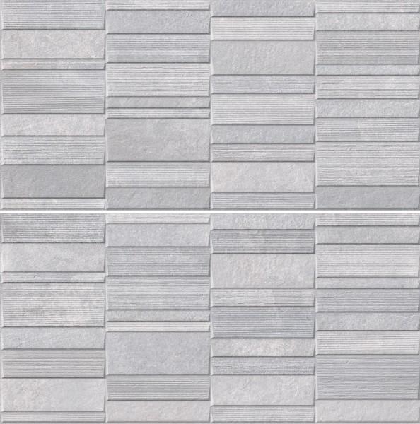 Iconic art grey